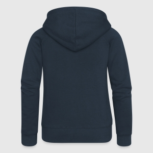 Women's Premium Hooded Jacket - Back