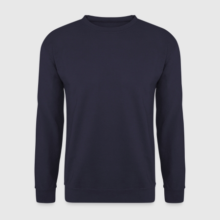 Herre sweater - Foran