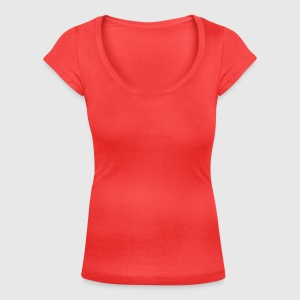 Women's Scoop Neck T-Shirt - Front