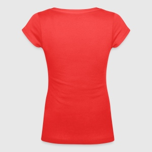 Women's Scoop Neck T-Shirt - Back