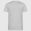 Grey Urban Camo Pocket - Men's T-Shirt