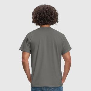 T-shirt Homme - Dos