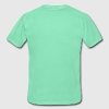 Deep mint Love story T-Shirts - Men's T-Shirt