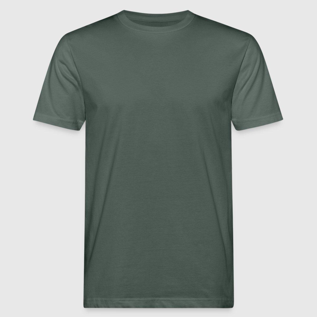 Custom men 39 s organic t shirt spreadshirt uk for Organic custom t shirts