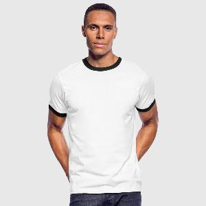 Men's Ringer Shirt - Front