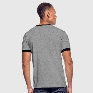 Men's Ringer Shirt - Back