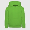 Green spider Kid's Tops - Kids' Premium Hoodie