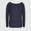 Don´t text your EX Sweat-shirts - Pull Femme col bateau de Bella
