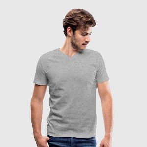 Men's Organic V-Neck T-Shirt by Stanley & Stella - Front