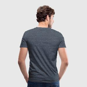 Men's Organic V-Neck T-Shirt by Stanley & Stella - Back