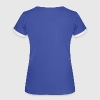 Flymingo Damen Shirt - Frauen Kontrast-T-Shirt
