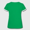 Go luck yourself st.Patrick's day Women's Ringer T - Women's Ringer T-Shirt