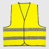 Caution DJ At Work - Reflective Vest