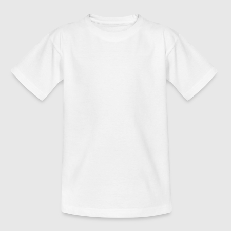 Teenager T-Shirt - Vorne