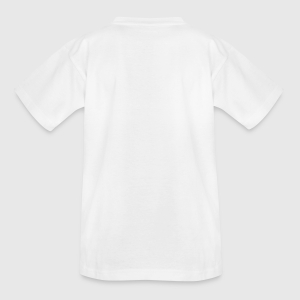 Teenager T-Shirt - Hinten