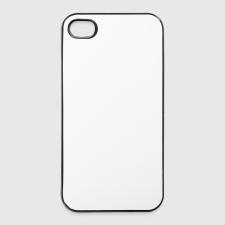 Coque rigide iPhone 4/4s - Devant
