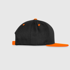 Contrast Snapback Cap - Right