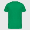 Ripped Muscles Green, six pack, chest T-shirt - Men's Premium T-Shirt