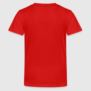 Teenage Premium T-Shirt - Back
