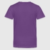 Purple Unicorn Shirts - Teenage Premium T-Shirt