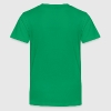 Notenschluessel und Noten, bunt T-Shirts - Teenager Premium T-Shirt