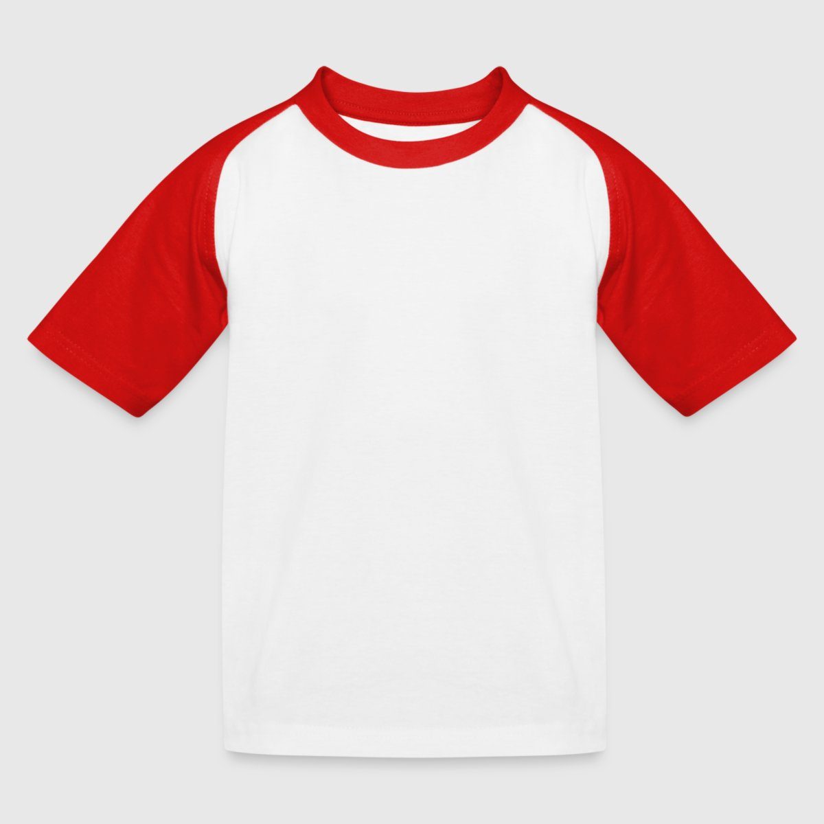 T-shirt baseball Enfant - Devant