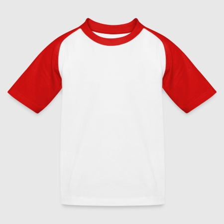 Kids' Baseball T-Shirt - Front
