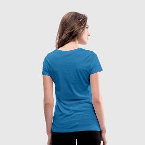 Women's Organic V-Neck T-Shirt by Stanley & Stella - Back