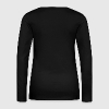 Silhouette woman bodybuilding fitness 10 Long Sleeve Shirts - Women's Premium Longsleeve Shirt