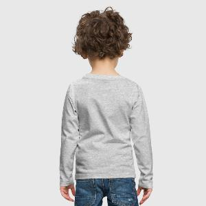 Kids' Premium Longsleeve Shirt - Back