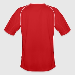 Men's Football Jersey - Back