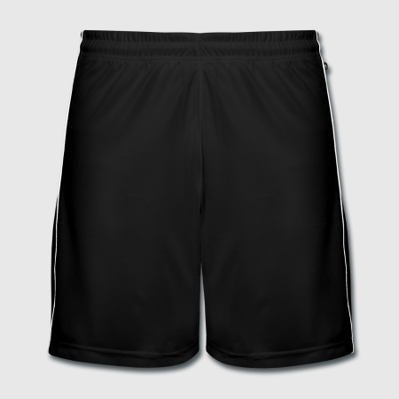 Men's Football shorts - Front