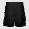 College Numbers, Nummern, Sports Numbers, 2 Trousers & Shorts - Men's Football shorts