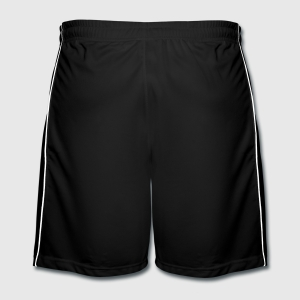 Fotballshorts for menn - Bak