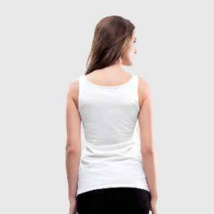 Women's Premium Tank Top - Back
