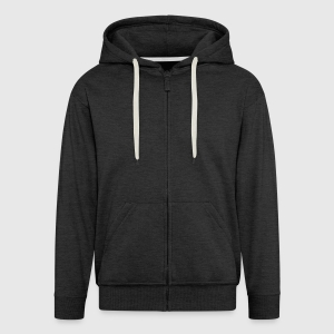 Men's Premium Hooded Jacket - Front