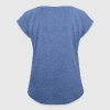The Only Smart Girl - Women's T-shirt with rolled up sleeves
