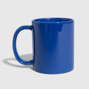 Taza de un color - izqda.
