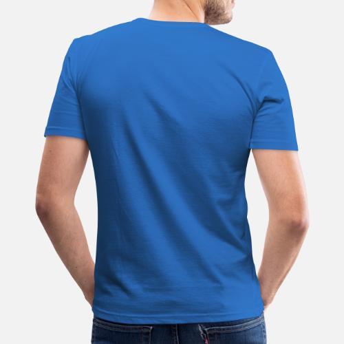 skull Headphone dj music Men s Slim Fit T-Shirt   Spreadshirt d24ce3abfd