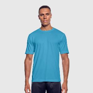 Men's Breathable T-Shirt - Front