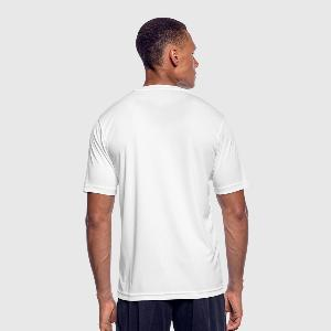 T-shirt respirant Homme - Dos