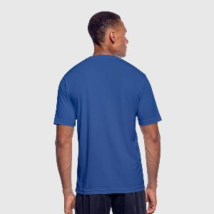 Men's Breathable T-Shirt - Back