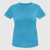 When Your Legs Get Tired, Run WIth Your Heart - Women's Breathable T-Shirt