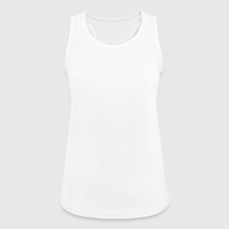 Women's Breathable Tank Top - Front