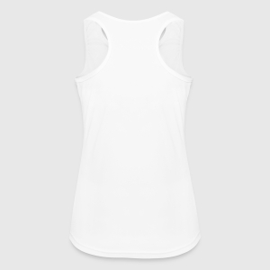 Women's Breathable Tank Top - Back