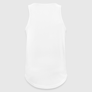 Men's Breathable Tank Top - Back