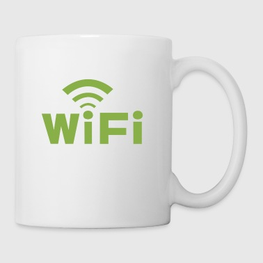 Cup of Wifi - Mok