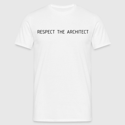 Architect - white_iso - Männer T-Shirt
