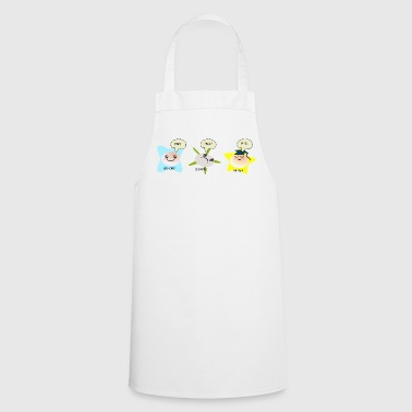 PhD student process  Aprons - Cooking Apron