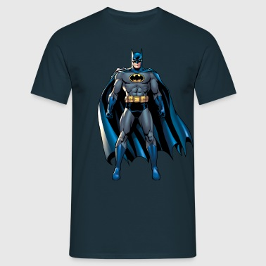 Batman Pose T-Shirt voor mannen - Mannen T-shirt